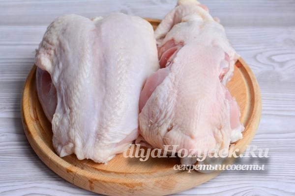 Как разделывать курицу: пошаговые инструкции с фото