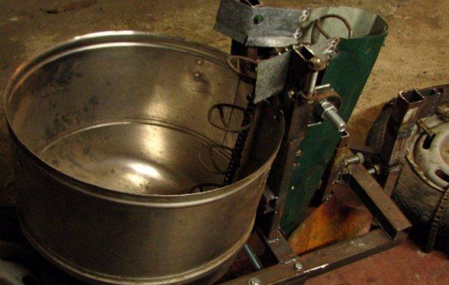 Картофелесажалка: принцип работы, как сделать своими руками