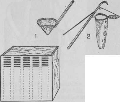 Роевня для пчел: как сделать своими руками, чертежи
