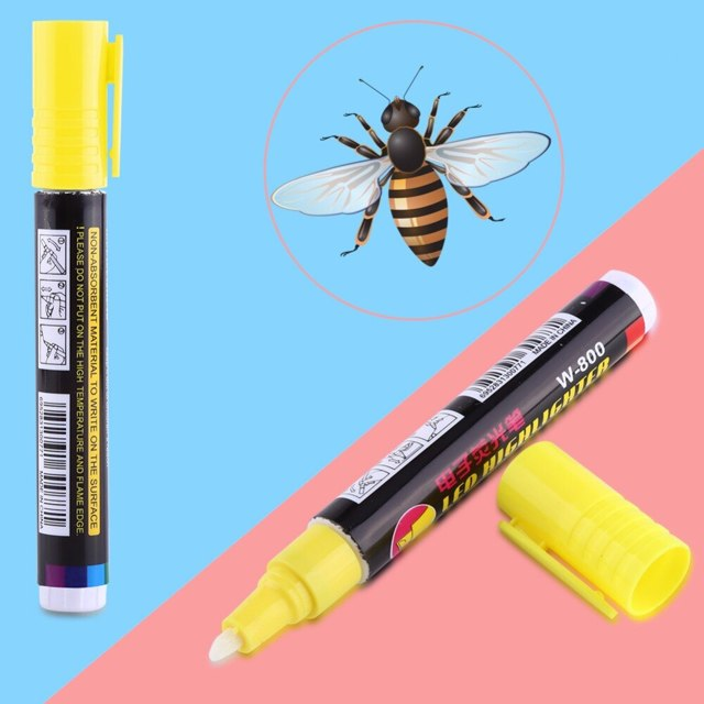 Способы мечения маток: наклейки, краски, маркеры, подрезка крыльев